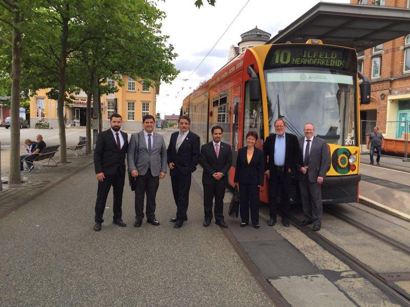 Besuch in Nordhausen, Light Train Enterprise (LTE)